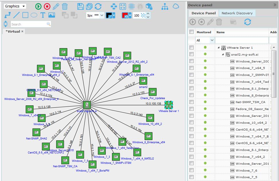 Adding Virtualization Servers and VMs